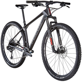 FOCUS Raven 8.8 MTB Hardtail sort